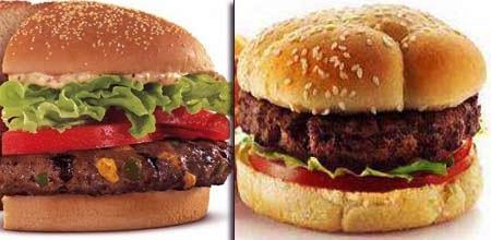 burger daging
