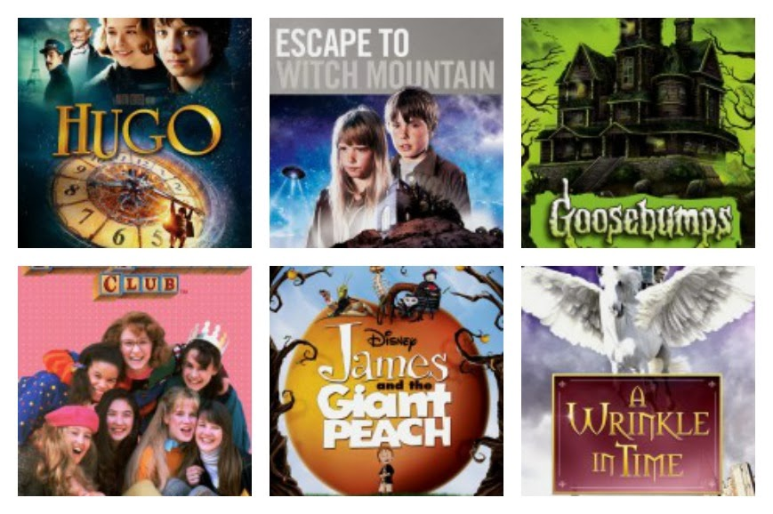 Family Volley: Bringing Books to Life with Netflix #StreamTeam