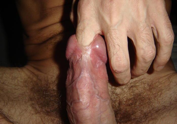 Finger In Penis