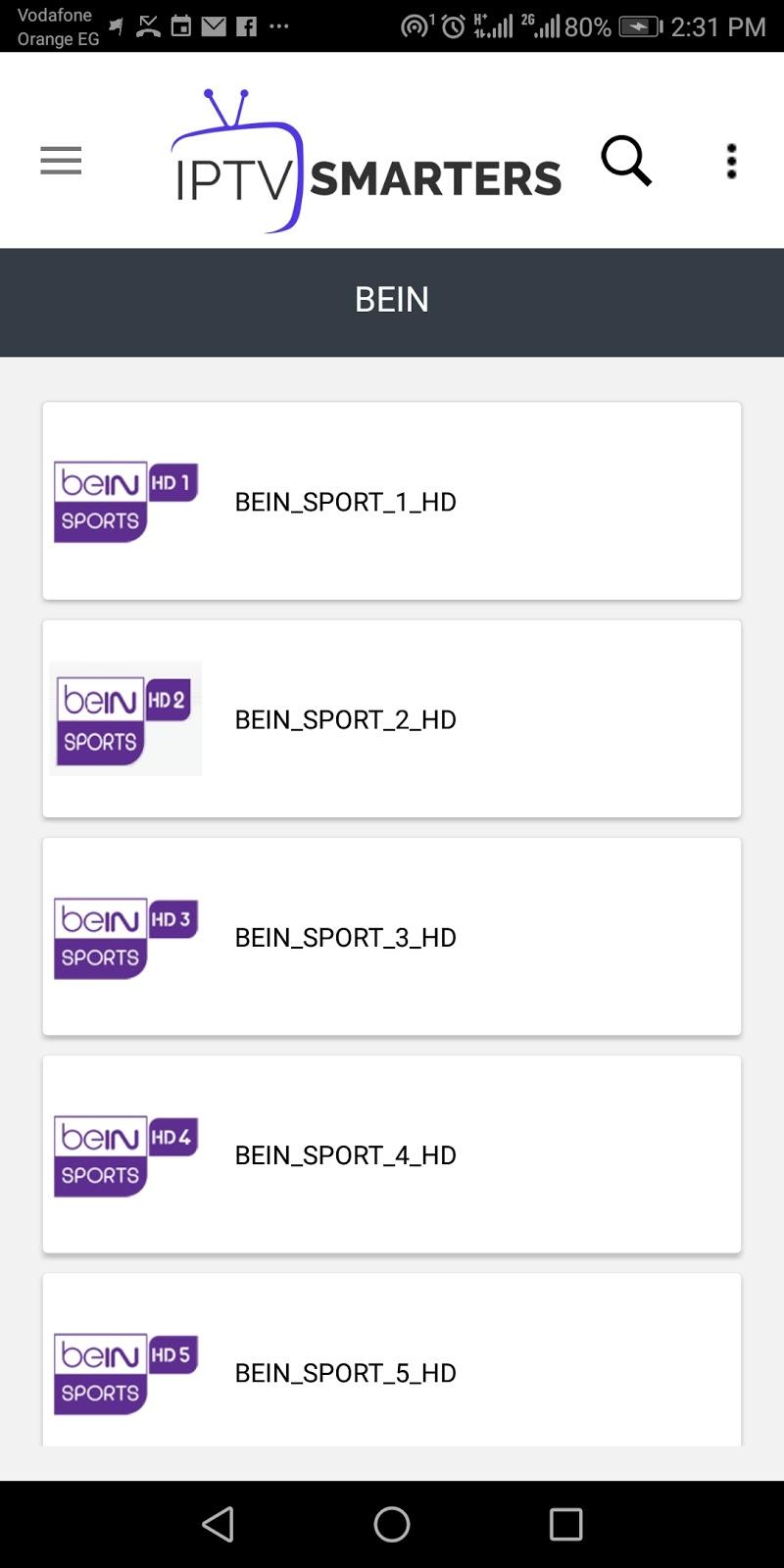 اكواد Xtream Code IptV لجميع الباقات بتاريخ 07/08/2019 | عرب لاند