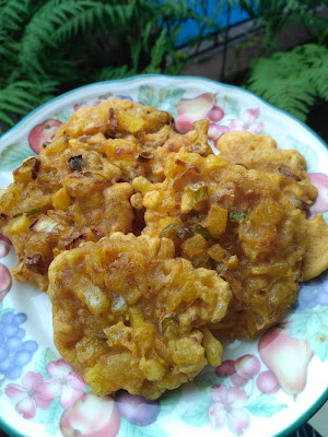 How to make pakora