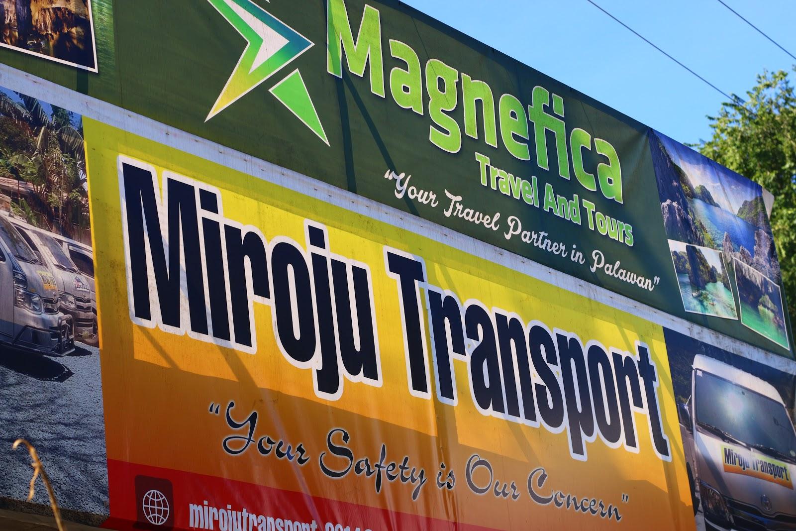 tours provider in El Nido Palawan