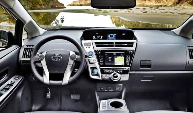 2018 toyota prius interior. exellent 2018 2018 toyota prius suv price in pakistan inside toyota prius interior