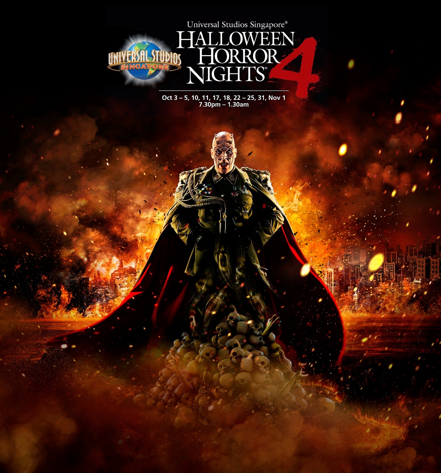USS Horror Nights 2014 Preview
