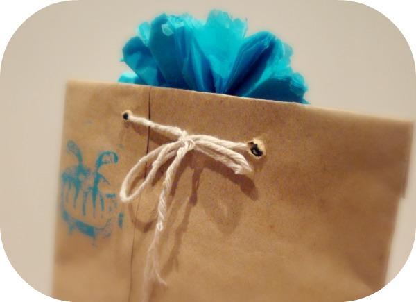 Bolsa craft para regalo Fdefifi