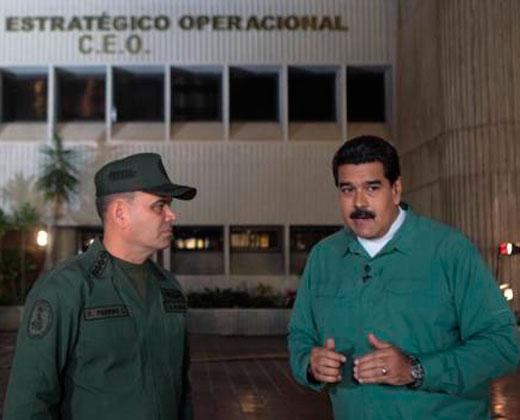 Los chavistas también reclaman el referéndum revocatorio de Maduro