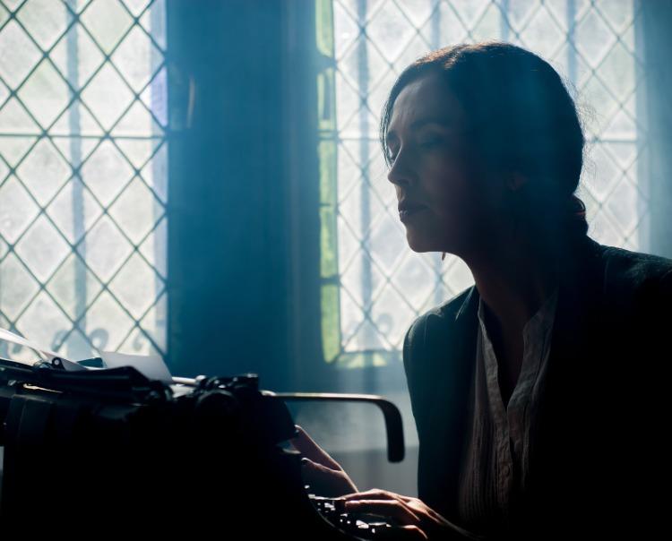 Kadın, Yazmak, Mim,