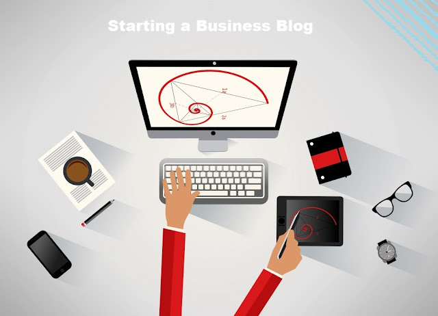 Simple Steps To Starting a Business Blog With Useful Content