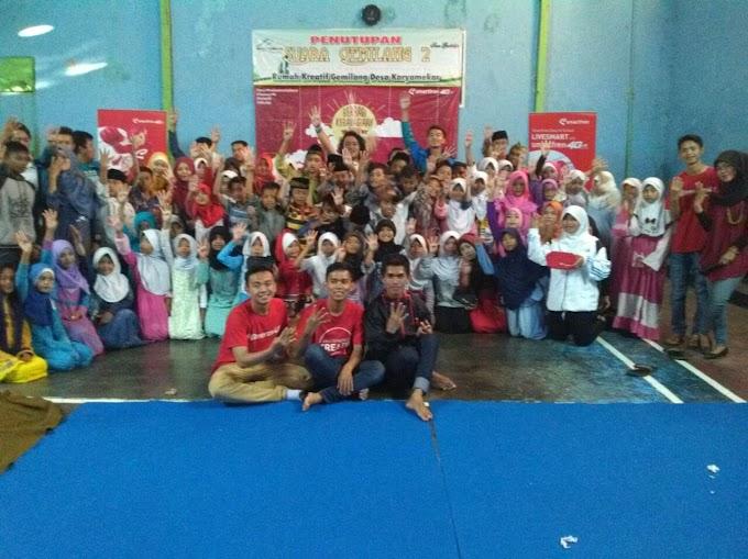 Berkarya & Berbagi Bersama Smartfren Community Garut