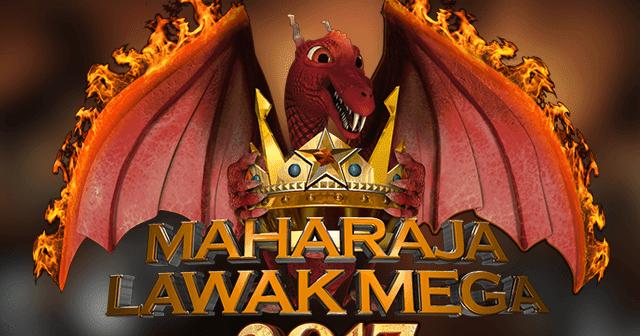 Peserta Maharaja Lawak Mega 2017