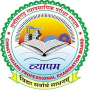 Chhattisgarh Professional Examination Board, CGVYAPAM, CGVYAPAM Answer Key, freejobalert, Sarkari Naukri, Answer Key, cgvyapam logo