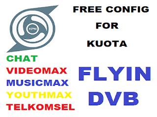 Config KPN Tunnel Rev Gratis Plus Akun SSH Premium Untuk Kuota Chat, Videomax, Musixmax, dan Youthmax Telkomsel