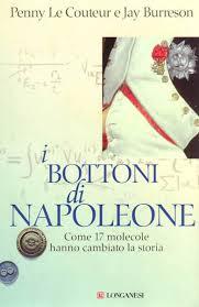I bottoni di Napoleone di P. Le Couteur e J. Burreson