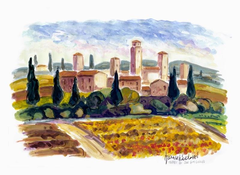 CeccoDotti San Gimignano