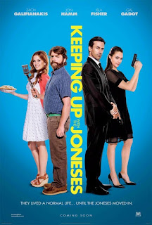 Sinopsis Film Keeping Up with the Joneses (2016)