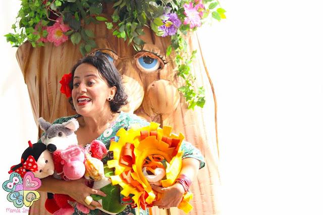 Mega Leite, Espaço Mamãe Sortuda, Roteirinho da Sorte, Eventos, Mini Fazenda, Embaré, Anna Lirah, Dona Joaninha, Contação de Histórias
