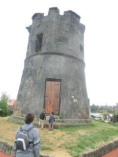 VALDIVIA, SANTA MARIA LA BLANCA