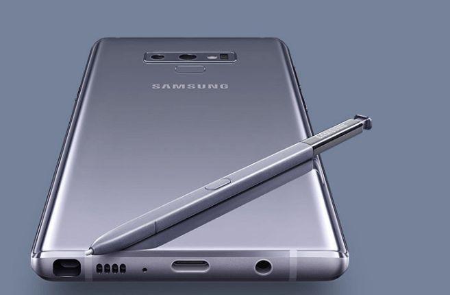 Samsung Galaxy Note 9 Tampil Menawan