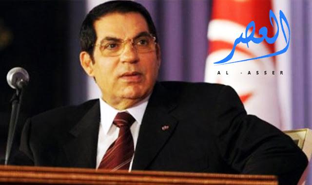 بن علي يوجه رسالة إلى الشعب التونسي و السياسيين و هذا نصها ...