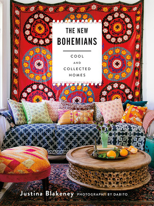 Home Decorating Book Review: The New Bohemians