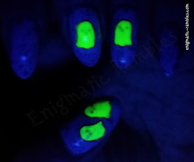 Ghost-Halloween-Nails-Nail-Art-Glow-in-the-Dark