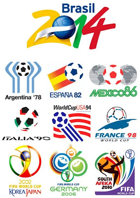 Logo Logo Piala Dunia