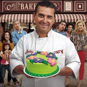 Meet Buddy Aka The Cake Boss Price Chopper Today