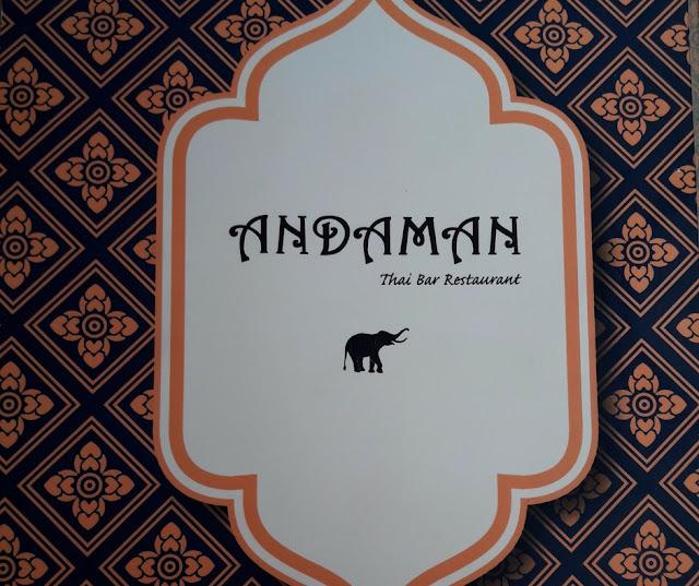Andaman - Το καλύτερο Ταϋλανδέζικο της πόλης
