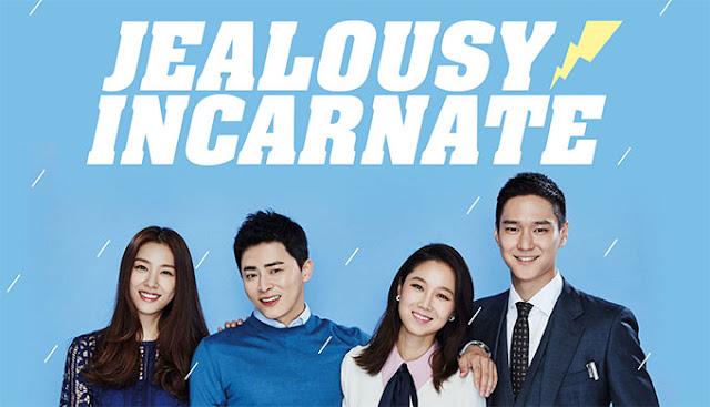 Drama Korea Jealousy Incarnate Subtitle Indonesia