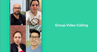 videollamadas-grupo-whatsapp The latest in WhatsApp allows you to download a report from your account and protect your backup copy Cydia