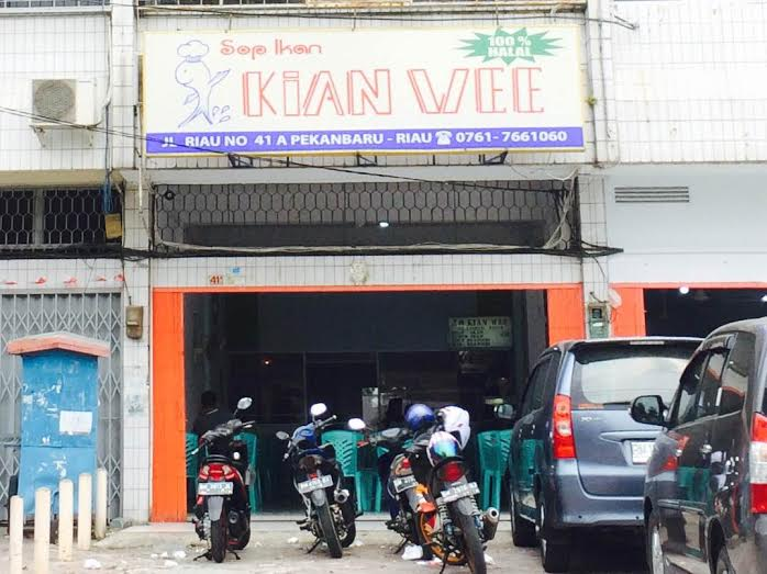 Kuliner Sop Ikan Recommended di Pekanbaru