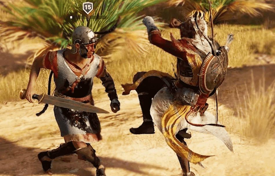 تحميل assassin's creed origins شامله كل التحديثات