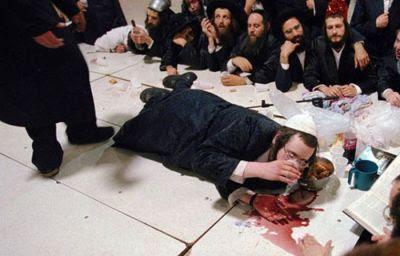 Purim Pesta Mabuk Yang Digalakkan Penganut Yahudi