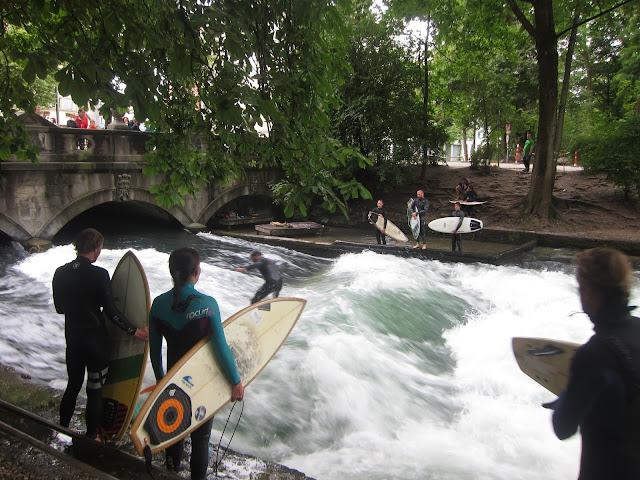 surfistas Munich