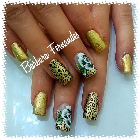 nailart, decoração de unhas