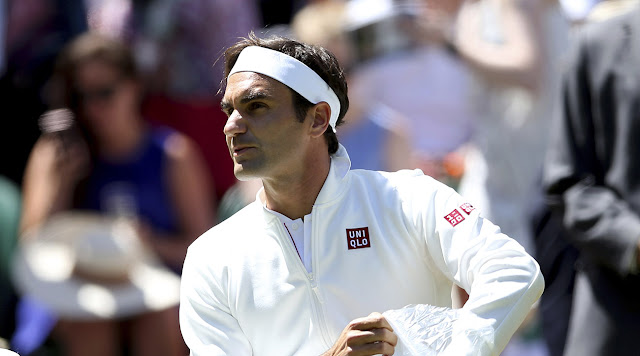 Roger Federer Reportedly Signs $300 Million Deal With Uniqlo