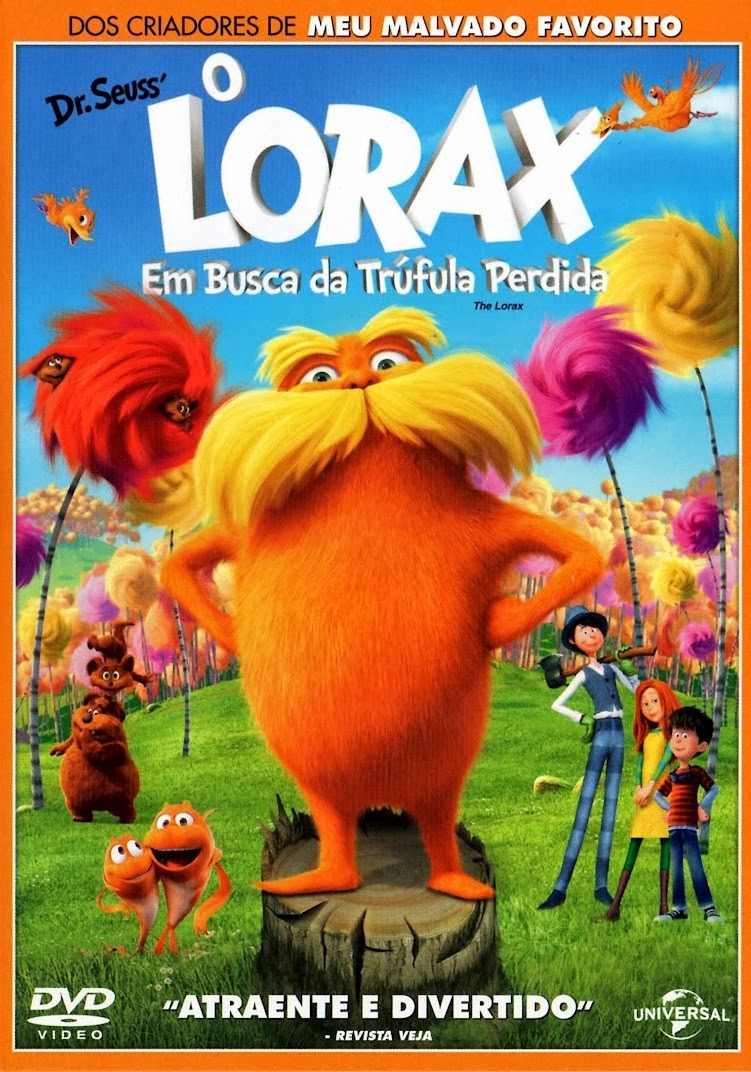 O Lorax: Em Busca da Trufula Perdida – Dublado (2012)