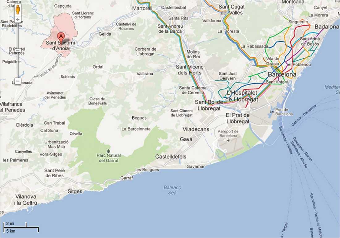 Karta Champagnedistriktet Frankrike.Olas Blogg En Intressant Dagsutflykt Fran Barcelona