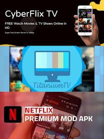 News n Magazine: [Updated Netflix Pro - AD Free] [CyberFlix TV