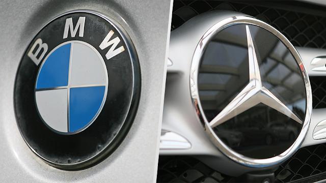BMW y Daimler planean unión para fabricar componentes automotores
