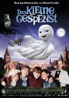 Las aventuras del pequeño fantasma (2013) Online