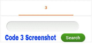 Code 3 Screenshot