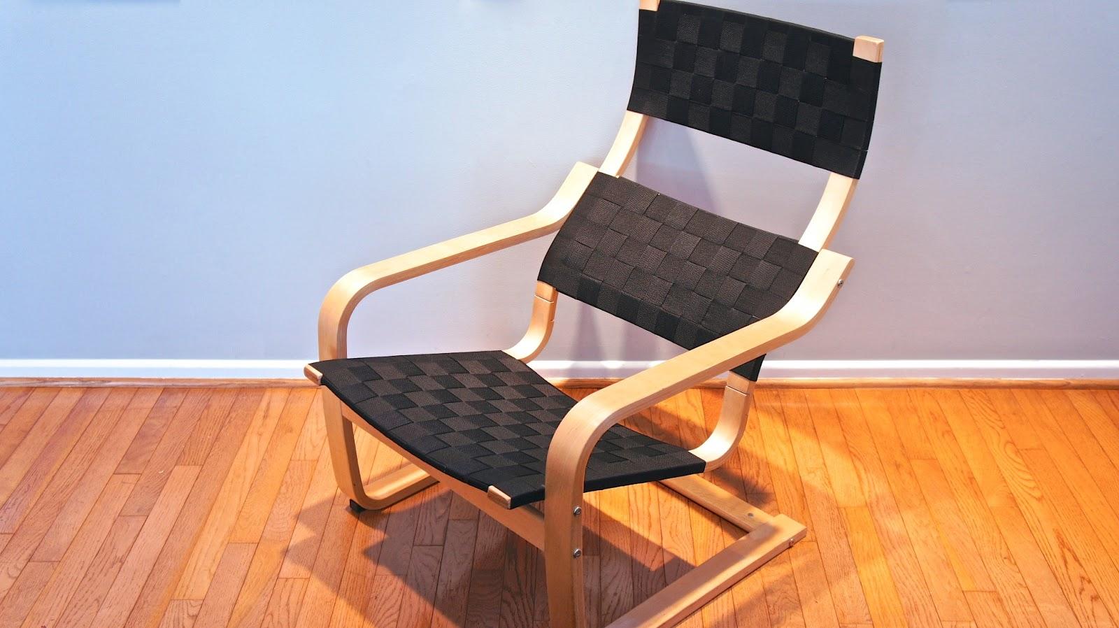 Food Fashion Home Poang Chair Rejuvination