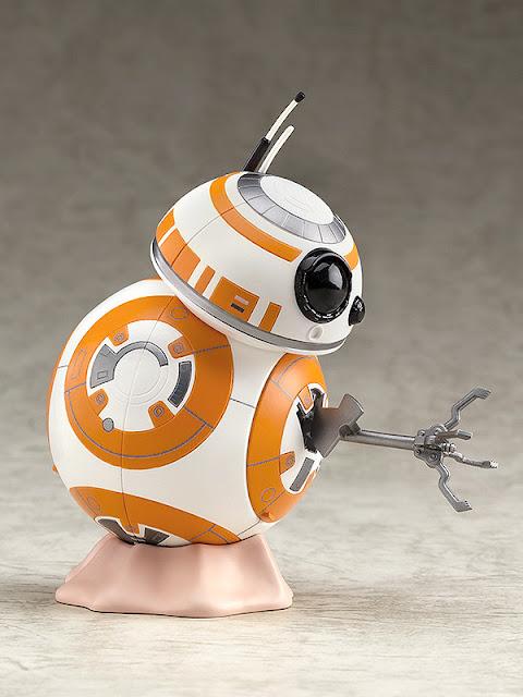 """Star Wars: The Last Jedi"" BB-8 Nendoroid - Good Smile Company"