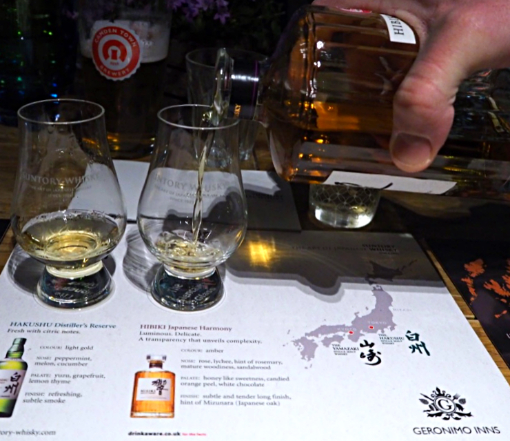 japanese whisky in london