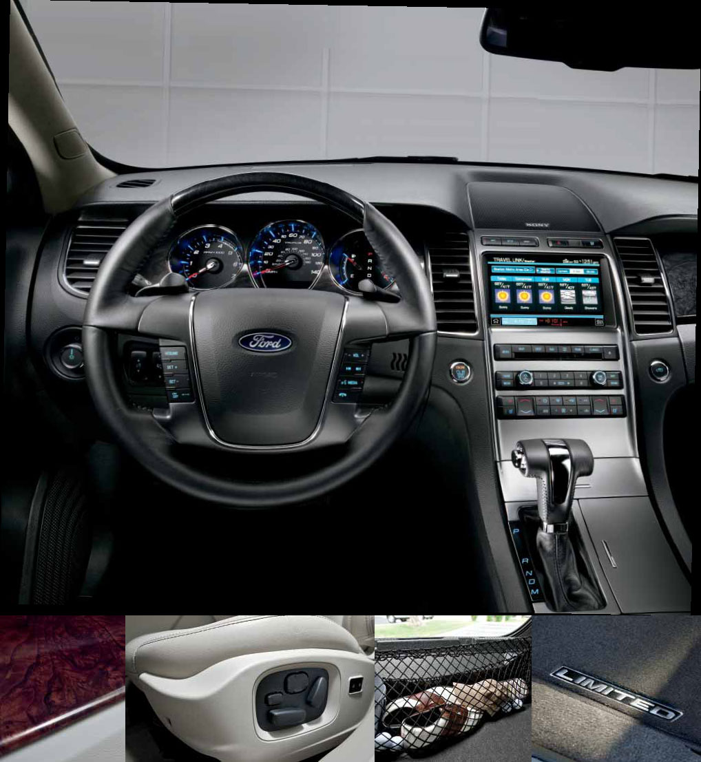 Ford 2012 Ford Taurus Limited