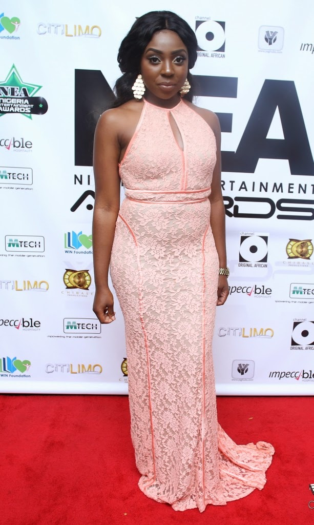 P67A9852 Red carpet photos from 2014 Nigeria Entertainment Awards
