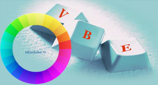 lone color otomatik renk seçimi