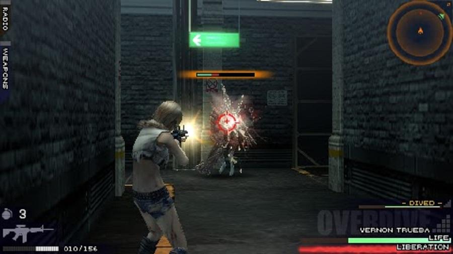 Daftar Kumpulan Game 3D FPS Tembak Tembakan Di PSP PPSSPP (Gameplay) : 3rd Birthday