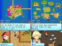 Download Games harvest moon ds sunshine island Nitendo DS For PC Full Version ZGASPC